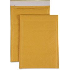 SPR 74979 Sparco Size 00 Bubble Cushioned Mailers SPR74979