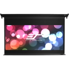 "Elite Screens VMAX Dual VMAX120H114C Electric Projection Screen - 120"" - 16:9 - Wall/Ceiling Mount"