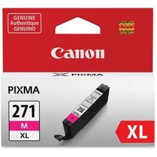 Canon CLI-271XL M Original Ink Cartridge - Inkjet - 650 Pages - Magenta