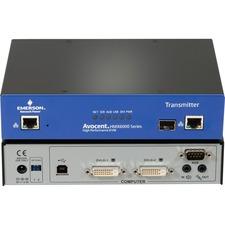 AVOCENT HMX HMX6200R KVM Console