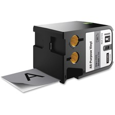 DYM 1868805 Dymo XTL All-Purpose Vinyl Label Cartridge DYM1868805
