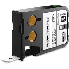 DYM 1868806 Dymo XTL Flexible Cable Wrap Label Cartridge DYM1868806