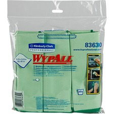 KCC83630CT - Wypall Microfiber Cloths