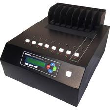 KanguruClone 7HD SATA Pro Drive Duplicator - Multiple Copy Modes, Ultra Fast, Supports SATA SSDs and SATA HDDs