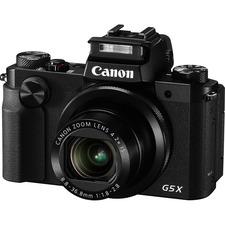Canon PowerShot G5 20.2 Megapixel Bridge Camera - Black