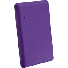 Verbatim 1TB Titan XS Portable Hard Drive, USB 3.0 - Purple