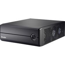Shuttle XPC XH170V Barebone System Mini PC - Intel H170 Chipset - Socket H4 LGA-1151 - Black