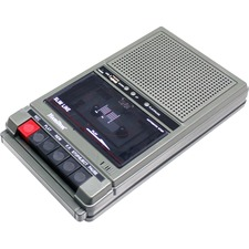Hamilton Buhl Cassette 1 Watt 2 Jacks - Built In Condenser Mic