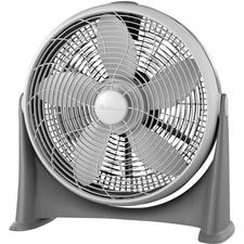 Holmes HFF2015C-GM Floor Fan