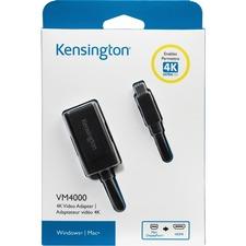 KMW 33985 Kensington Mini DisplayPort to HDMI 4K Adapter KMW33985