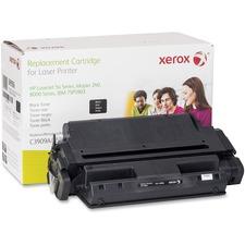 Xerox Remanufactured Toner Cartridge - Alternative for HP 09A (C3909A) - Black