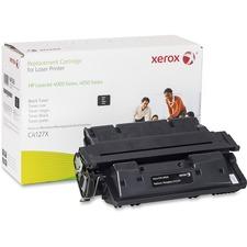 Xerox Remanufactured Toner Cartridge - Alternative for HP 27X (C4127X) - Black