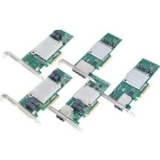 Microsemi Adaptec HBA 1000-8e Adapter (Cables not included with product)