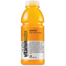 Glaceau VitaminWater essential Orange Water Drink - Orange - 566.5 g - 12 / Carton