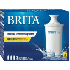 Brita Pitcher Replacement Filters - 2 Filter Life