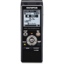 Olympus Digital Voice Recorder - SD Supported - 2000 HourspeaceRecording Time - Portable