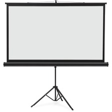 "Acco Projection Screen - 91.8"" - 16:9 - Surface Mount - 45"" x 80"""