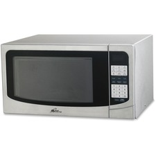 Royal Sovereign RMW100038S Microwave Oven - Single - 37.94 L Capacity - Microwave - 1 kW Microwave Power - Countertop - Stainless Steel