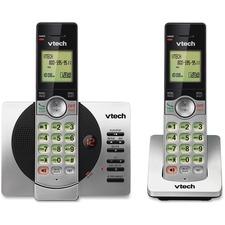 VTech CS69292 DECT 6.0 Cordless Phone - Cordless - 1 x Phone Line - 2 x Handset - Speakerphone - Answering Machine