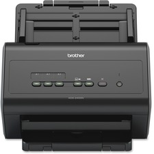 Brother ImageCenter ADS-2400N Sheetfed Scanner - 600 dpi Optical - 24-bit Color - 8-bit Grayscale - 40 ppm (Mono) - 40 ppm (Color) - Duplex Scanning - USB