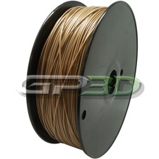 GP3D Gold - ABS-1.75MM-3D Filament