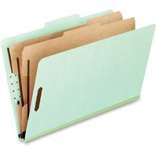 PFX 17176 Pendaflex 2-divider Legal Classification Folders  PFX17176