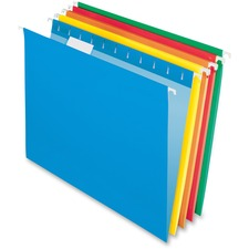 PFX 81663 Pendaflex 2-tone Color Hanging File Folders PFX81663