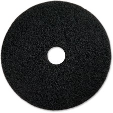 GJO 90214 Genuine Joe Black Floor Stripping Pad GJO90214