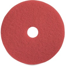 GJO 90415 Genuine Joe Red Buffing Floor Pad GJO90415