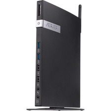 Asus E410-B0105 Desktop Computer - Intel Celeron N3150 1.60 GHz - 2 GB DDR3L SDRAM - 32 GB SSD - Windows 10 - Mini PC - Black