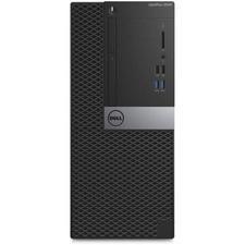 Dell OptiPlex 3040 Desktop Computer - Intel Core i3 i3-6100 3.70 GHz - 4 GB DDR3L SDRAM - 500 GB HDD - Windows 7 Professional 64-bit (English/French/Spanish) - Mini-tower