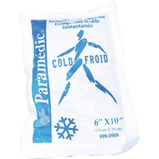 """Paramedic Cold Pack - 4"""" (101.60 mm) Height x 6"""" (152.40 mm) Width - 1 Each"""