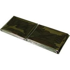 """Paramedic Aluminum Blanket - 80"""" (2032 mm) Height x 56"""" (1422.40 mm) Width Length - 1 Each"""