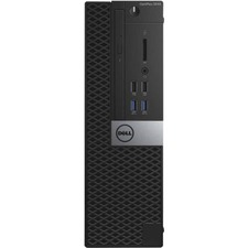 Dell OptiPlex 3040 Desktop Computer - Intel Core i5 (6th Gen) i5-6500 3.20 GHz - 8 GB DDR3L SDRAM - 500 GB HDD - Windows 7 Professional 64-bit (English/French/Spanish) - Small Form Factor