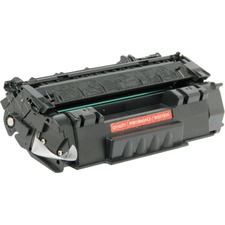 West Point MICR Toner Cartridge - Alternative for HP, Troy (02-81212-001, 53A, 53X, Q7553A, Q7553A(M), Q7553X, 02-81213-001, 2-81212-001, 2-81213-001) - Black