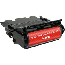 West Point MICR Toner Cartridge - Alternative for Lexmark (0012A7360, 0012A7362, 0012A7460, 0012A7462, 0012A7468, 0012A7612, 0012A7632, 0012A8244, 0024B2444, 0024B5444, 012A7360, ...) - Black