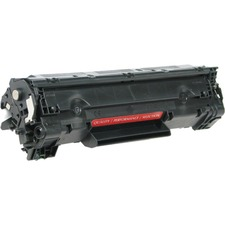 West Point MICR Toner Cartridge - Alternative for HP (35A, CB435A, CB435A(M)) - Black