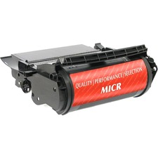 West Point MICR Toner Cartridge - Alternative for IBM (75P6961) - Black