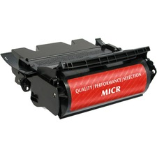 West Point MICR Toner Cartridge - Alternative for Lexmark, Source Technologies, Unisys (0064015SA, 0064040HW, 0064080HW, 064015SA, 064040HW, 064080HW, 64015SA, 64040HW, 64054H, 64080HW, -204062H, ...) - Black