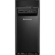 Lenovo IdeaCentre 300-20ISH 90DA0057US Desktop Computer - Intel Pentium G4400 3.30 GHz - Tower - Black