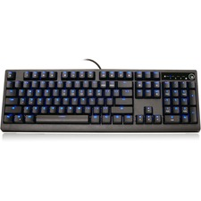 IOGEAR Kaliber Gaming MECHLITE Mechanical Gaming Keyboard