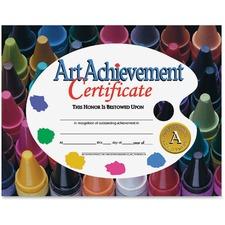 FLP VA570 Flipside Prod. Art Achievement Certificate FLPVA570