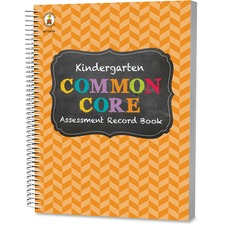 CDP 104799 Carson CC Kindergarten Assessment Record Book CDP104799