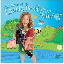 Flipside Best of the Laurie Berkner Band CD
