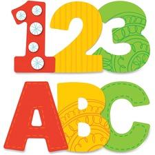 CDP 130050 Carson Boho EZ Letters Set CDP130050