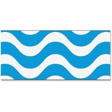 TEP 85152 Trend Wavy Blue Bolder Borders TEP85152