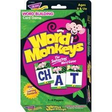 Trend Word Monkeys Learning Game