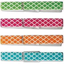 TCR 20670 Teacher Created Res. Moroccan Pattern Clothes Pins TCR20670