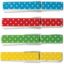 TCR 20671 Teacher Created Res. Polka Dots Clothespins TCR20671