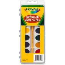 CYO 531516 Crayola Artista II Watercolor Set  CYO531516